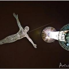 Седрик Ле Борне (Cedric Le Borgne): летать и сиять