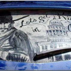 Scott Wade – автомобильных стекол мастер