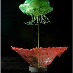 Jack Long о тайной жизни цветных капель