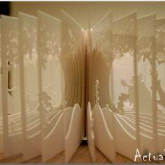 Yusuke Oono и его маленький бумажный мир