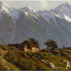 Александр Бабич о горах, лучше которых только горы