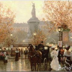 Christa Kieffer о Париже с любовью