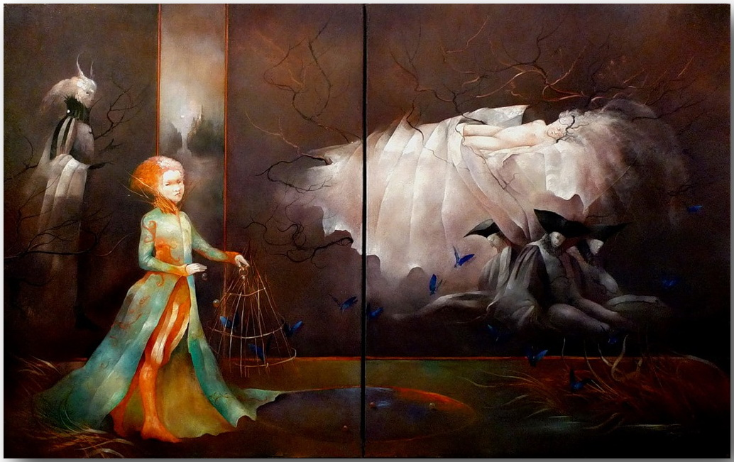 Метаморфозы Анны Башелье