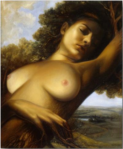 Никас Сафронов – яркий представитель современного искусства