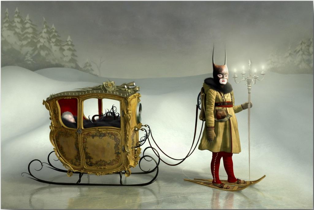 Рей Цезар – один из величайших сюрреалистов современности