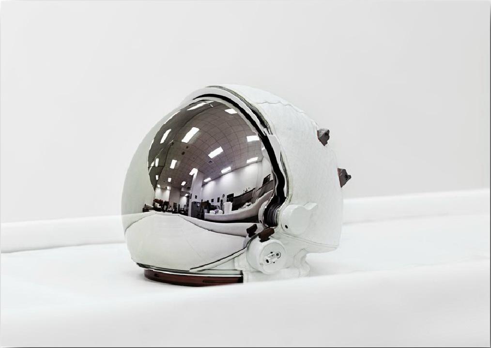 Научно-фантастическая реальность Винсента Фурнье. Космический проект