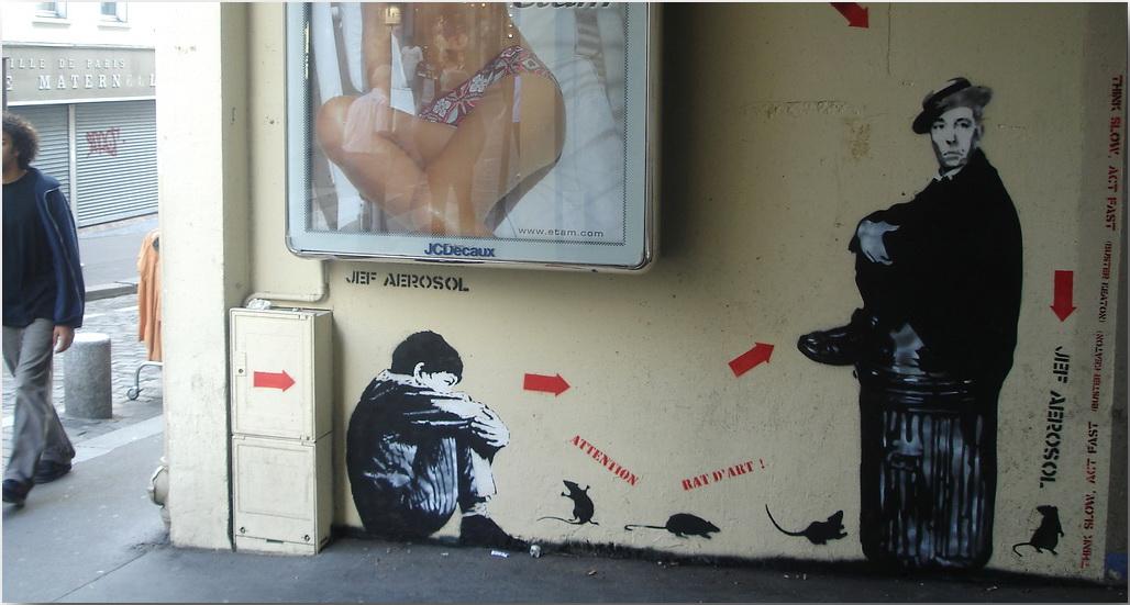 Джеф Аэрсоль (Jef Aerosol)_street-art_12