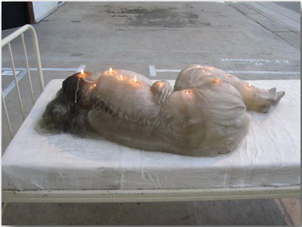 Эксклюзивная скульптура от A.F.Vandevorst!