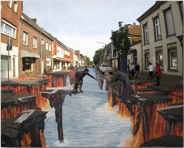 Эдгар Мюллер (Edgar Mueller)_3D_Street-art_04