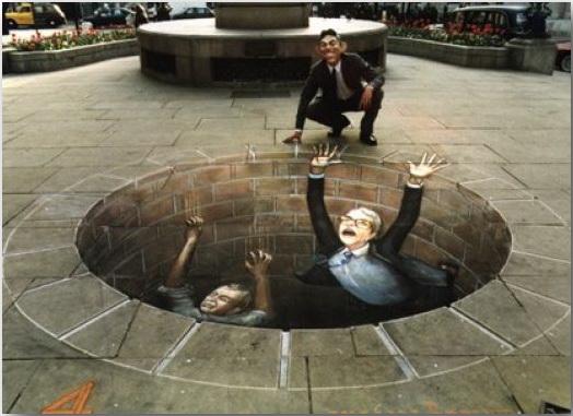 Эдгар Мюллер (Edgar Mueller)_3D_Street-art_07
