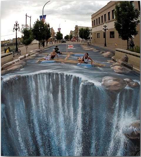 Эдгар Мюллер (Edgar Mueller)_3D_Street-art_11
