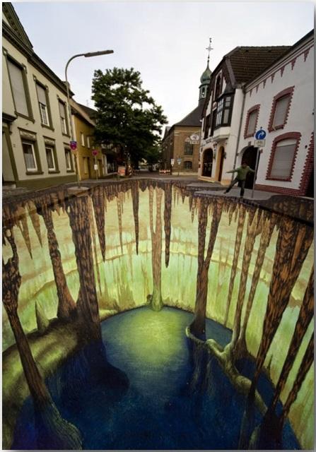 Эдгар Мюллер (Edgar Mueller)_3D_Street-art_18