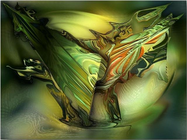 Динамическая живопись Александра Басе