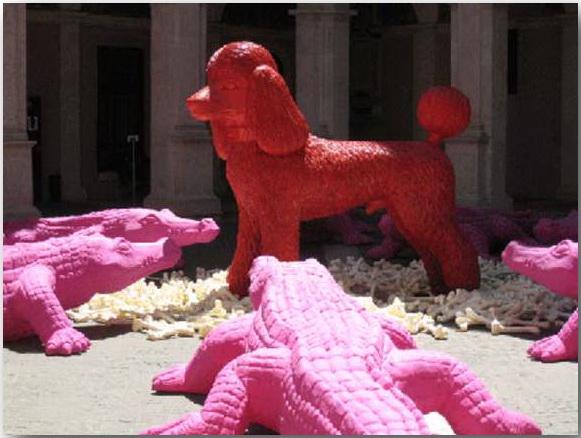 Мауризио Савини (Maurizio Savini)_sculptures_06