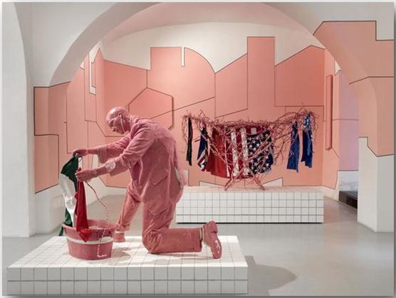 Мауризио Савини (Maurizio Savini)_sculptures_07