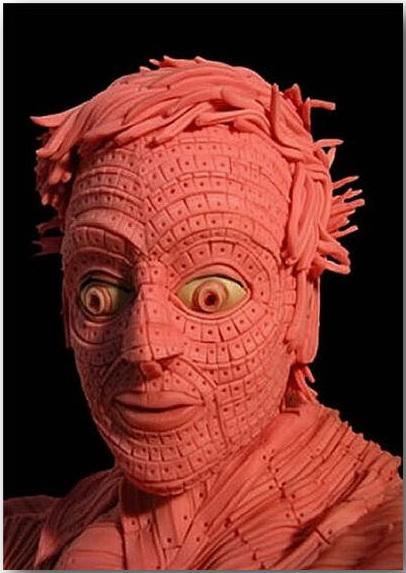 Мауризио Савини (Maurizio Savini)_sculptures_10