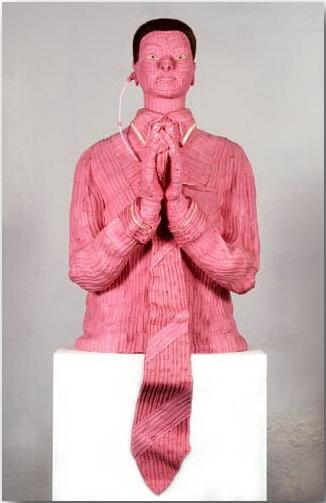 Мауризио Савини (Maurizio Savini)_sculptures_11