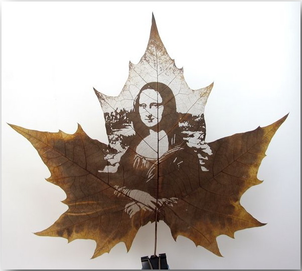 Резьба по листьям (Leaf Carving Art)_03