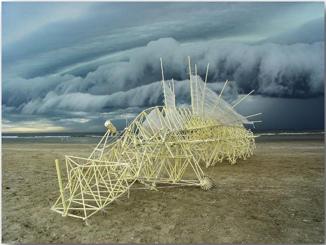Тео Янсен (Theo Jansen)_sculptures_03
