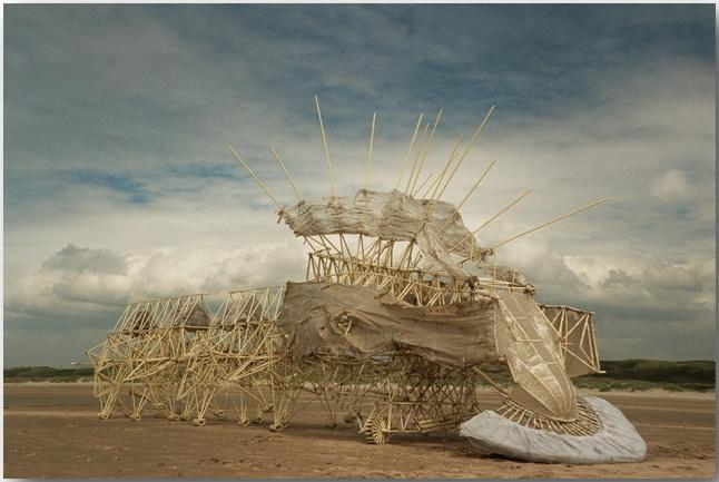 Тео Янсен (Theo Jansen)_sculptures_04