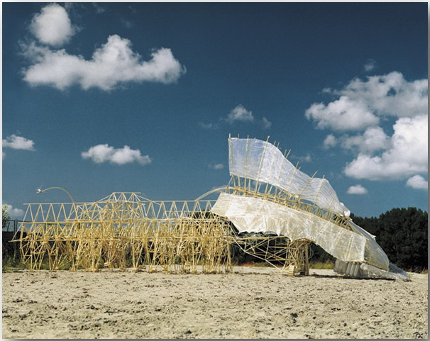 Тео Янсен (Theo Jansen)_sculptures_05
