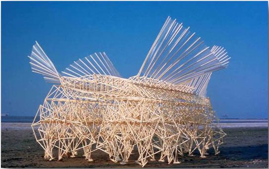 Тео Янсен (Theo Jansen)_sculptures_06