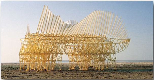 Тео Янсен (Theo Jansen)_sculptures_08