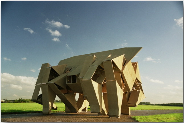 Тео Янсен (Theo Jansen)_sculptures_10