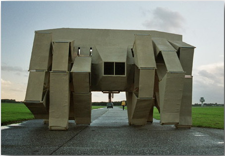 Тео Янсен (Theo Jansen)_sculptures_11