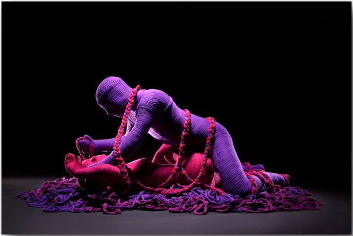 Эрик Равело (Erik Ravelo)_Lana Sutra_sculptures_03