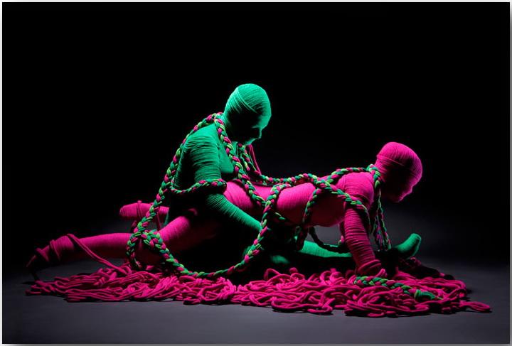 Эрик Равело (Erik Ravelo)_Lana Sutra_sculptures_05