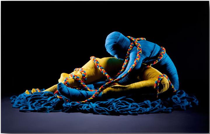 Эрик Равело (Erik Ravelo)_Lana Sutra_sculptures_08