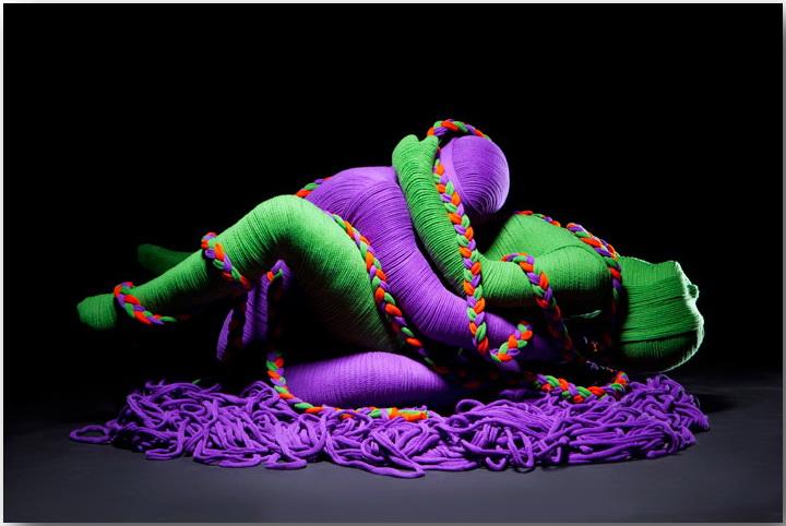 Эрик Равело (Erik Ravelo)_Lana Sutra_sculptures_09