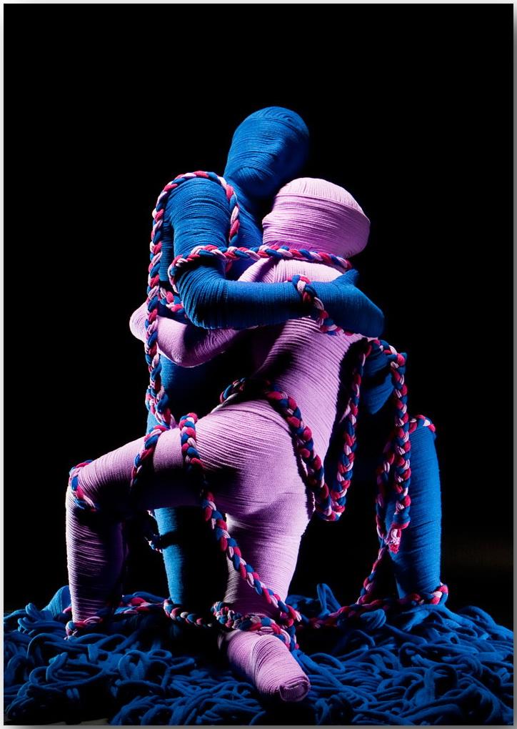 Эрик Равело (Erik Ravelo)_Lana Sutra_sculptures_17