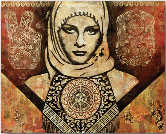 Шепард Фейри (Shepard Fairey)_Obey_stickers_street-art_04