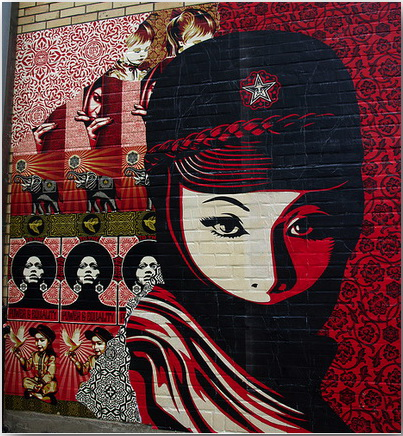 Шепард Фейри (Shepard Fairey)_Obey_stickers_street-art_18