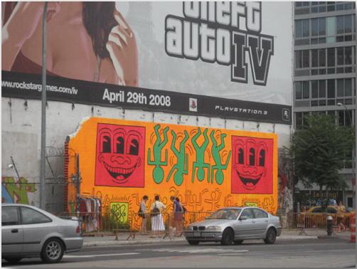 Кит Херинг (Keith Haring)_Street-art_03