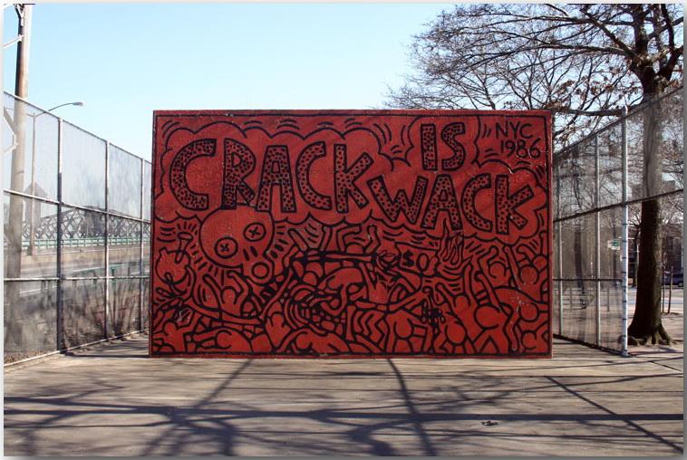 Кит Херинг (Keith Haring)_Street-art_04