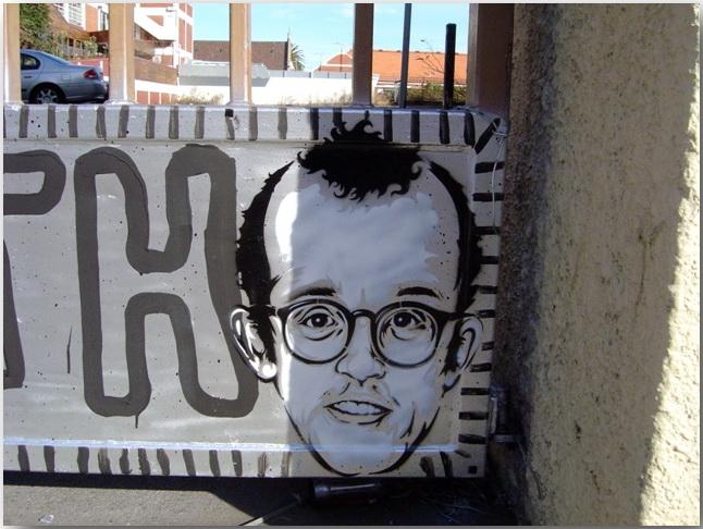 Кит Херинг (Keith Haring)_Street-art_06