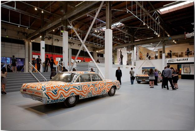 Кит Херинг (Keith Haring)_Street-art_11