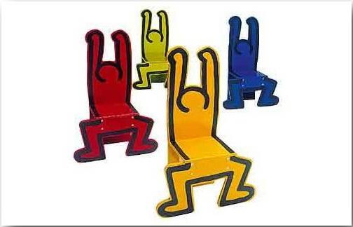 Кит Херинг (Keith Haring)_Street-art_13