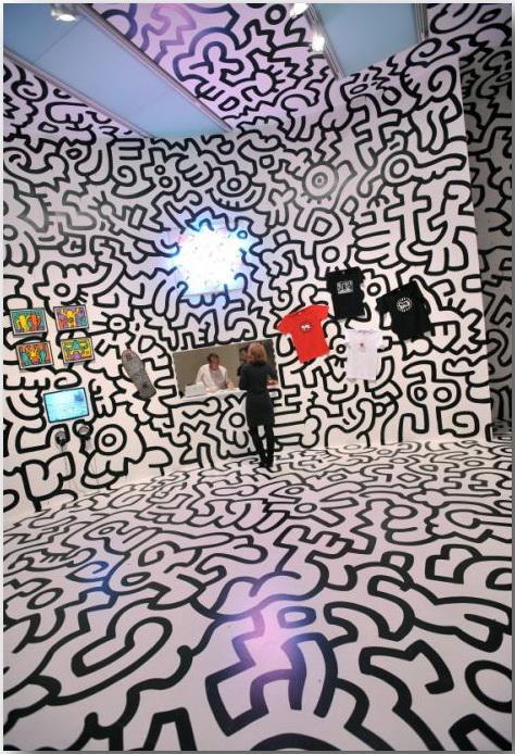Кит Херинг (Keith Haring)_Street-art_15