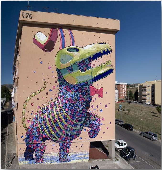 Aryz_Street Art_03