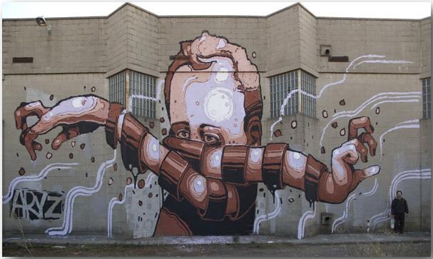 Aryz_Street Art_09