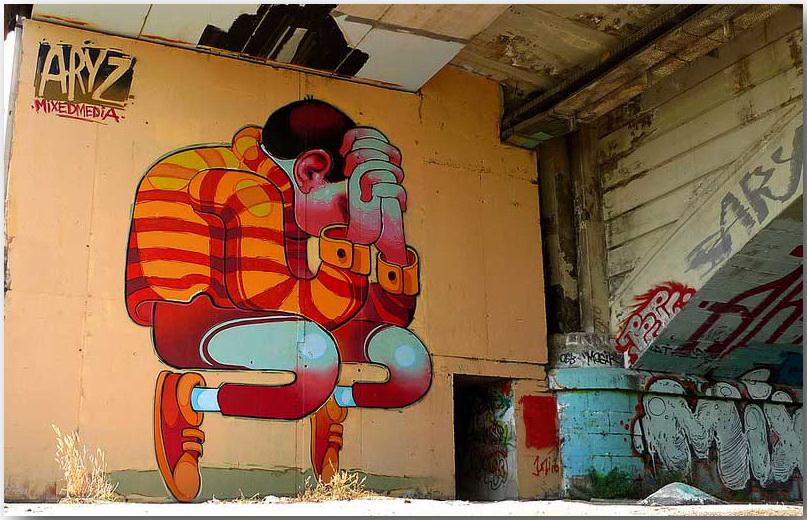 Aryz_Street Art_11
