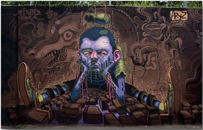 Aryz_Street Art_13