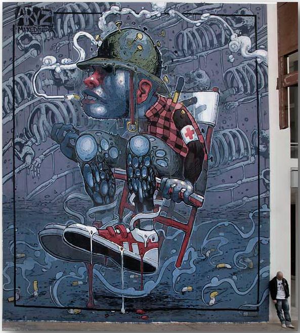 Aryz_Street Art_17