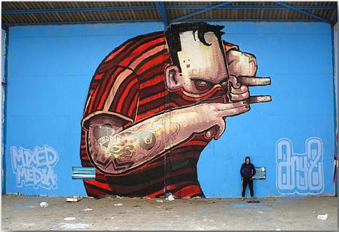 Aryz_Street Art_23