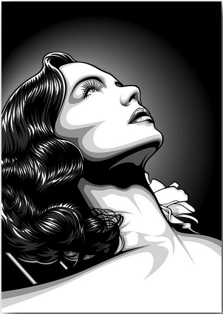 Мел Марцело (Mel Marcelo)_Vector Art_10
