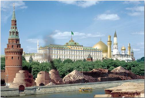 «Исламский проект»_AES+F_art_01